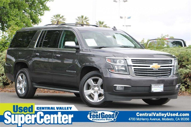 Pre Owned Suburban >> Pre Owned 2018 Chevrolet Suburban Premier