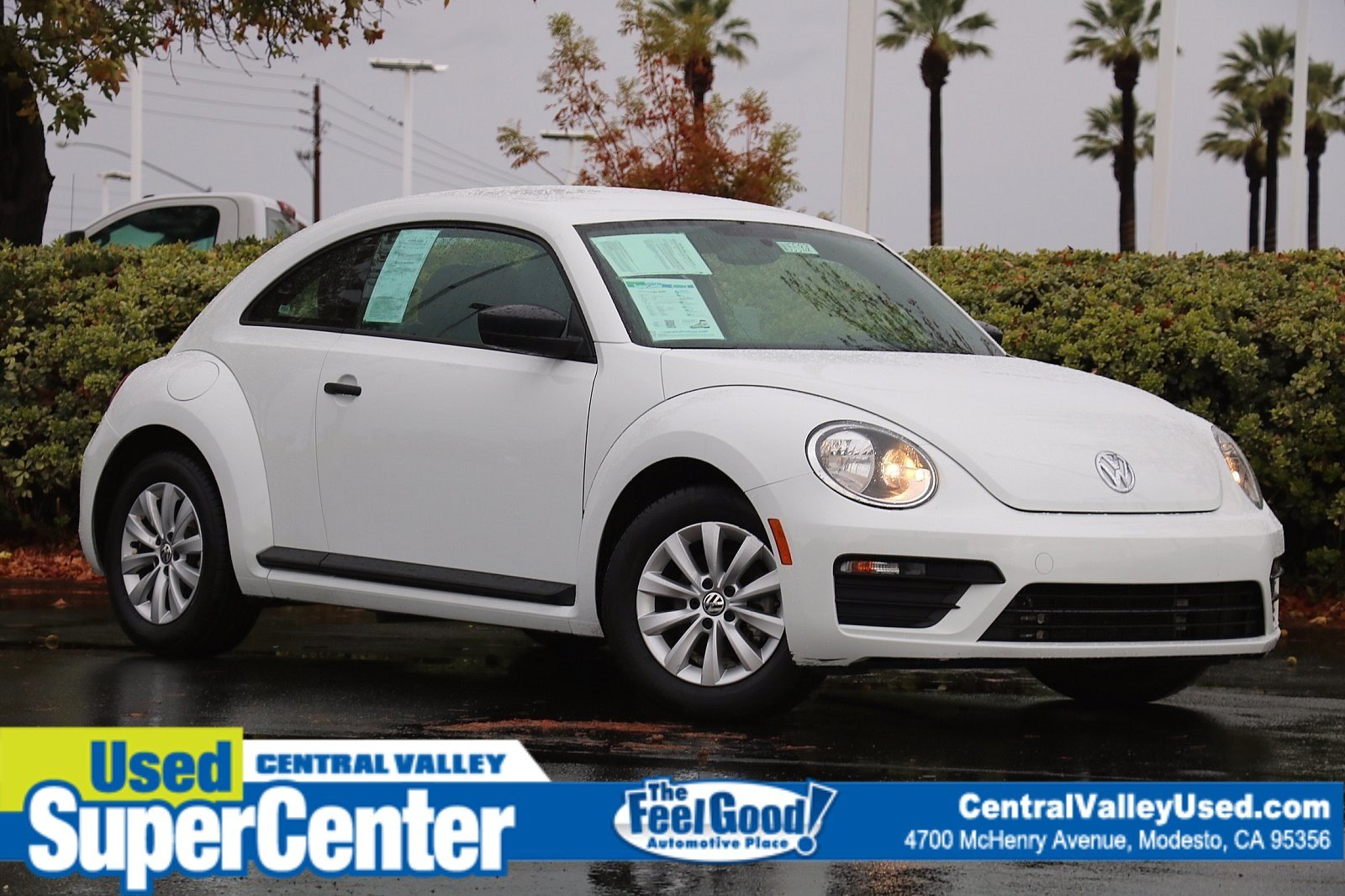 Certified Pre-Owned 2017 Volkswagen Beetle