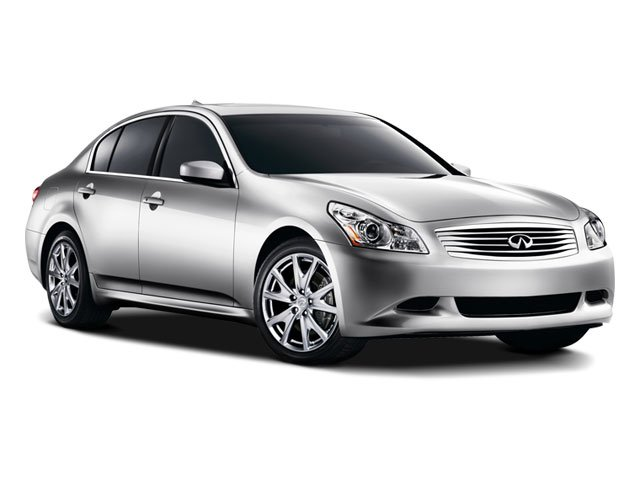 Pre-Owned 2009 INFINITI G37 Sedan Journey