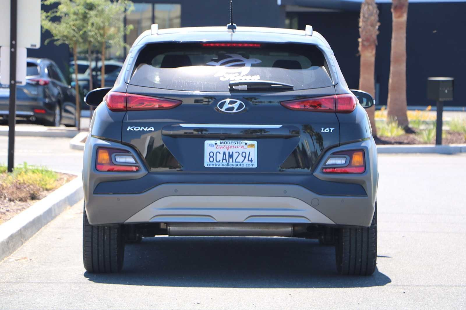 Pre-Owned 2018 Hyundai Kona Ultimate