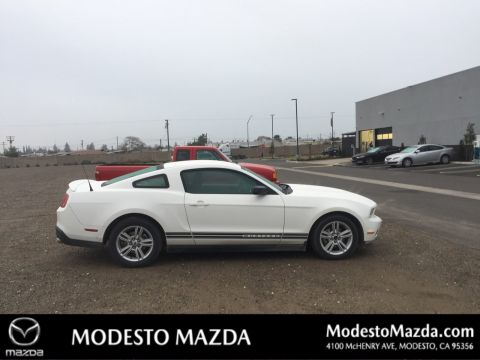 Pre-Owned 2010 Ford Mustang