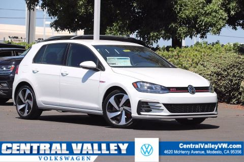 New Volkswagen Golf Gti For Sale In Modesto Central Valley Volkswagen