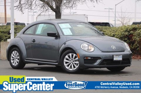 Certified Pre-Owned 2018 Volkswagen Beetle