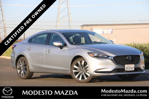 Pre-Owned 2018 Mazda6 Touring